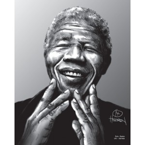 Mandela Limited Edition Print nr. 1