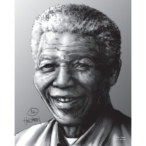 Mandela Limited Edition Print nr. 2