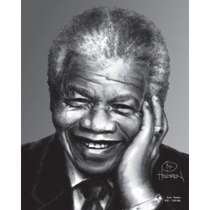 Mandela Limited Edition Print nr. 4