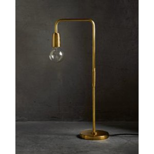 Tablemet Brass Lamp TineKhome